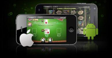 Juegos de casino para celular