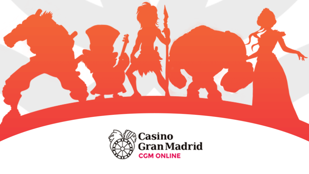 Casino Gran Madrid - CGM Online