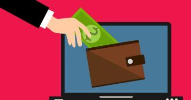 E-wallet - manejar dinero desde la computadora